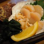 大魚 - 活ホタテ