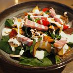 大魚 - 山の味覚サラダ