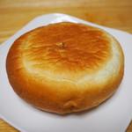 ぽるとがるCafe - あさりのおやきパン
