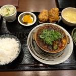 華や - 土鍋麻婆豆腐定食
