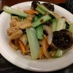 華や - 豚肉と野菜の炒め物