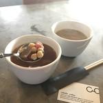 85829472 - スープ2種類