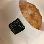 ベーカリー ベイク - カリカリメロンパン