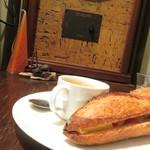 Sonka - ランチセット 3種のチーズ