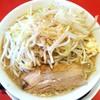 麺屋 あっ晴れ - 料理写真:らーめんでら盛り 710円