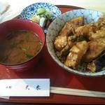 中野天米 - 天丼