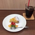 カフェレストランおおまち -