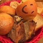 Megurofuratto - 自家製パン