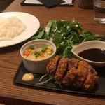 85835075 - 【熟成肉のやわらか牛カツレツ】(1000円税込)