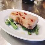 ビーボデイリースタンド - 自家製ツナといんげんのサラダ