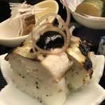旬楽幸味 - 焼き鯖寿司(2018.5.14)