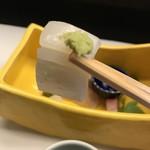 旬楽幸味 - 針イカ、寿司屋では良く出されるイカです018.5.14)