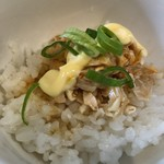 85838088 - ランチ丼 鶏ラー油マヨ