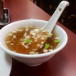 85838837 - スープは旨し!