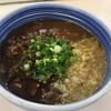 白河そば - 料理写真:あいがけ中華 730円