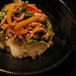 こぐま - 夏季限定*冷製チキン&オニオンバルサミコ酢丼