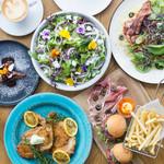 METoA Cafe & Kitchen - オーストラリアンディナー