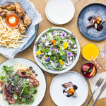 METoA Cafe & Kitchen - カジュアルディナー