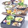 四季彩 - 料理写真:「梅鶏つみれ 柚子胡椒鍋弁当」※2018/5/30~6/26のメニュー