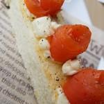 町なかファームカフェ - 厚切りパン