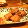 バーンタイ - 料理写真:☆揚げ春巻き