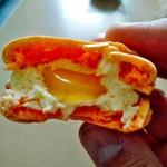 PATISSERIE CHIA - オレンジマカロン