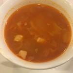 チェリージャム - トマトスープ (*´ω`*)