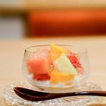 まき村 - 水菓子