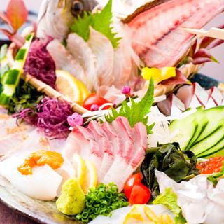 壱岐から仕入れる新鮮魚介!勝本漁港の漁師さんのこだわりとは。