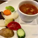 イル・チェント平野町 - お野菜とスープ