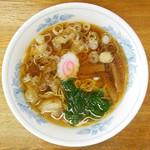 のぞみ - 料理写真:醤油ラーメン … 650円
