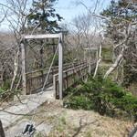 カフェ アトリエ おくむら - 吊り橋