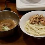 つけ麺 ラーメン ヤゴト55 - 唐揚げつけ麺