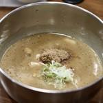 つけ麺 ラーメン ヤゴト55 - つけ汁