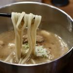 つけ麺 ラーメン ヤゴト55 - 麺リフト