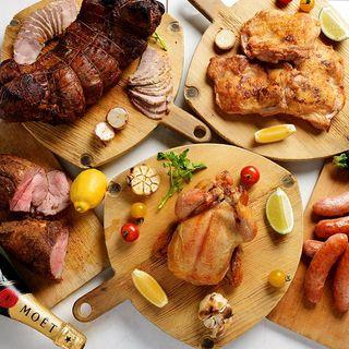 【熟成肉食べ放題】&飲み放題付コースが大人気★