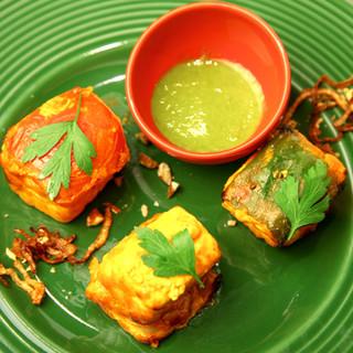 食べ応え十分!ヘルシーで体にもやさしい本場インドの味を堪能!