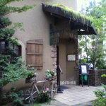 シェ・ヒロ - 入口