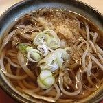 あかし庵 - ミニお蕎麦