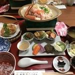 ばん亭 - ♢加賀カニご飯