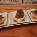 NICO - 豆腐のお寿司