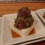 NICO - アゴの豆腐のお寿司