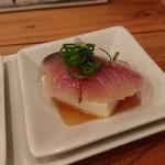 NICO - 〆サバの豆腐のお寿司