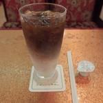 カフェ&レストラン談話室 ニュートーキョー - モーニングセットのドリンク