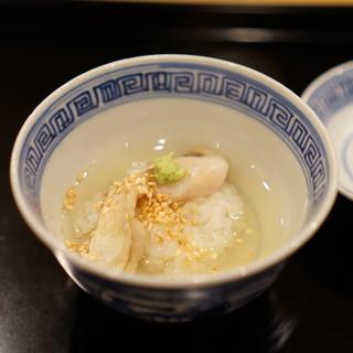 御りょうり屋 伊藤 - 料理写真:甘鯛の飯蒸し