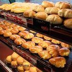 キングベーク - パン陳列
