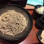 立ち食い蕎麦二五十 赤坂店