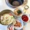ヴイ・ブリアン - 料理写真:盛岡冷麺・ビビンバチャーハンランチ780円