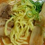 麺屋 じすり - 麺と各具材