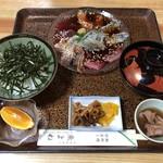 日本料理 魚よね - 海鮮丼定食